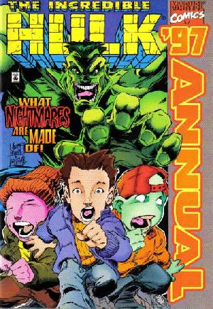 Incredible Hulk (1968-1999)#Annual 1997B