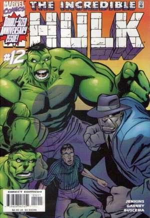Incredible Hulk (2000-2008)#12