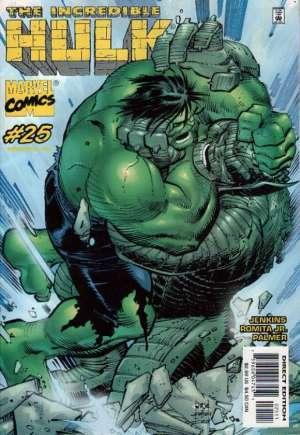 Incredible Hulk (2000-2008)#25A
