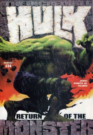 Incredible Hulk (2000-2008)#34A