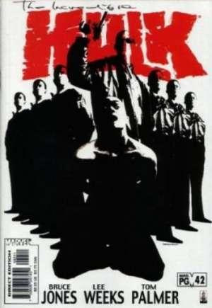 Incredible Hulk (2000-2008)#42