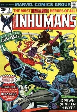 Inhumans (1975-1977)#1A