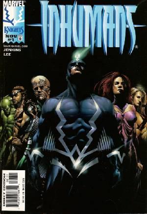 Inhumans (1998-1999)#1B