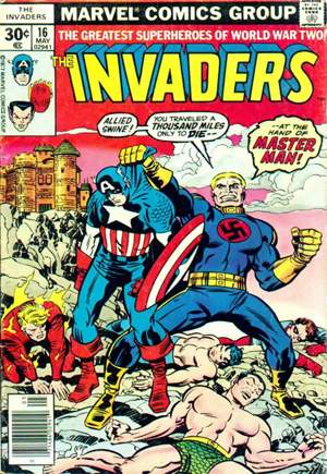 Invaders (1975-1979) #16A