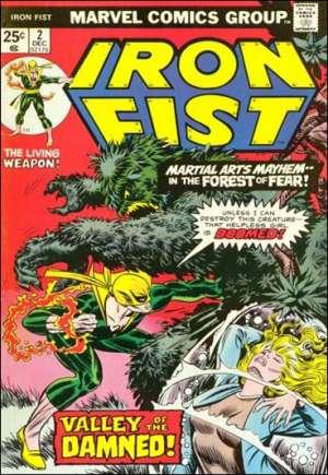 Iron Fist (1975-1977)#2