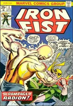 Iron Fist (1975-1977)#4A