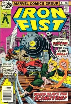 Iron Fist (1975-1977)#5A