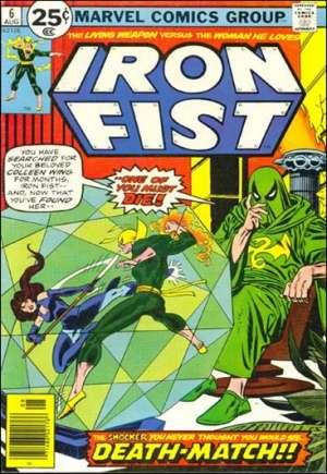Iron Fist (1975-1977)#6A