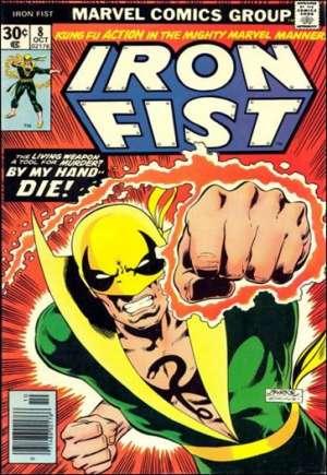 Iron Fist (1975-1977)#8A