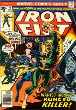 Iron Fist (1975-1977)#10