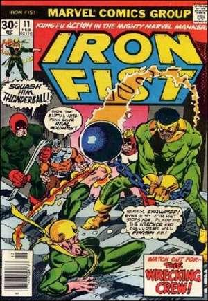 Iron Fist (1975-1977)#11
