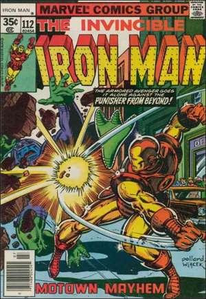Iron Man (1968-1996)#112