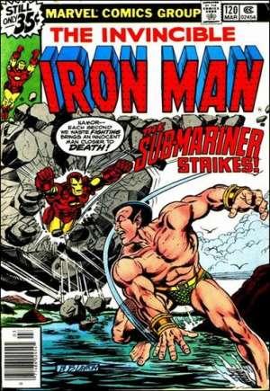 Iron Man (1968-1996)#120