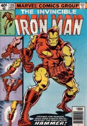 Iron Man (1968-1996)#126A