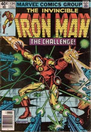 Iron Man (1968-1996)#134A