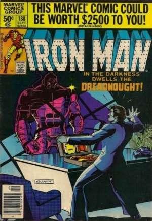 Iron Man (1968-1996)#138A