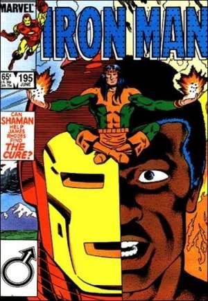 Iron Man (1968-1996)#195B