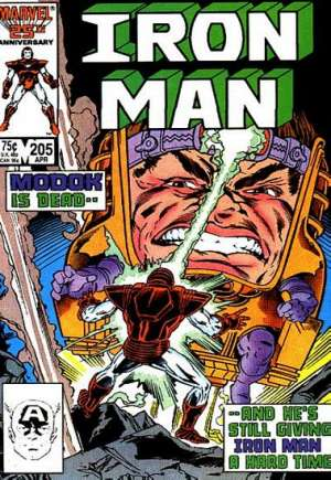 Iron Man (1968-1996)#205B