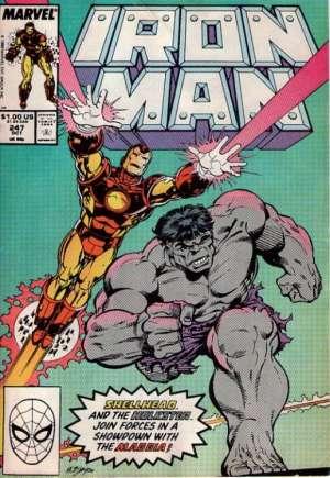 Iron Man (1968-1996)#247B