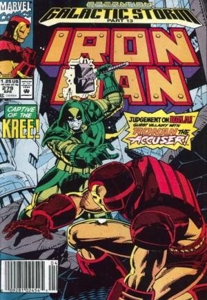 Iron Man (1968-1996)#279A