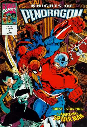 Knights of Pendragon (1992-1993)#7