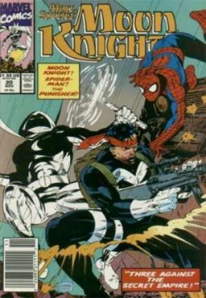 Marc Spector: Moon Knight (1989-1994)#20