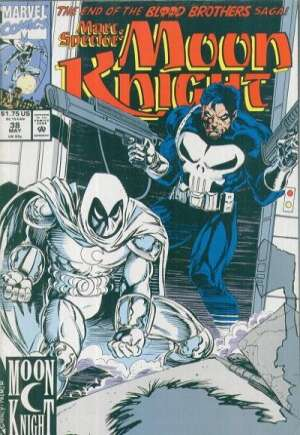 Marc Spector: Moon Knight (1989-1994) #38