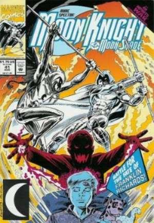 Marc Spector: Moon Knight (1989-1994)#41