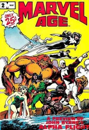 Marvel Age (1983-1994)#2