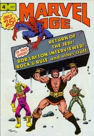 Marvel Age (1983-1994)#4