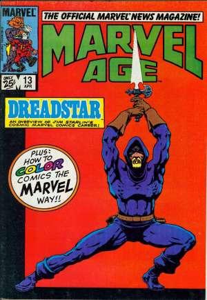 Marvel Age (1983-1994)#13