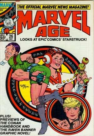 Marvel Age (1983-1994)#26