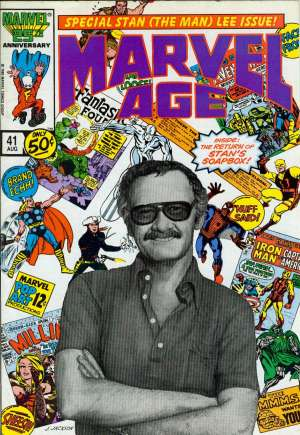 Marvel Age (1983-1994)#41