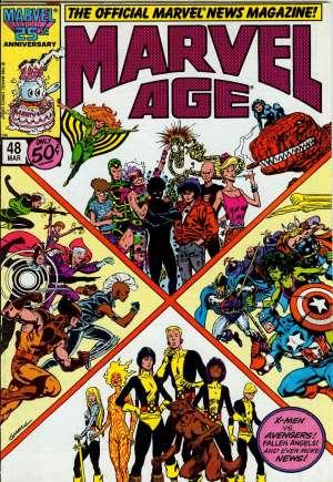 Marvel Age (1983-1994)#48