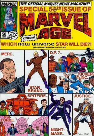 Marvel Age (1983-1994)#50
