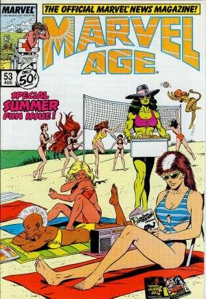 Marvel Age (1983-1994)#53