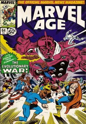 Marvel Age (1983-1994)#64