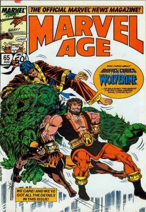 Marvel Age (1983-1994)#65