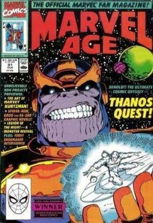 Marvel Age (1983-1994)#91