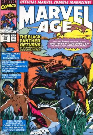 Marvel Age (1983-1994)#99