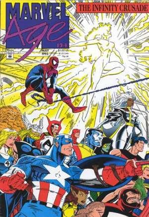 Marvel Age (1983-1994)#124