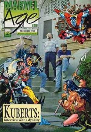 Marvel Age (1983-1994)#131
