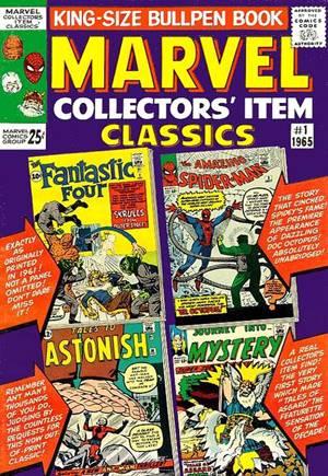 Marvel Collectors Item Classics (1966-1969)#1