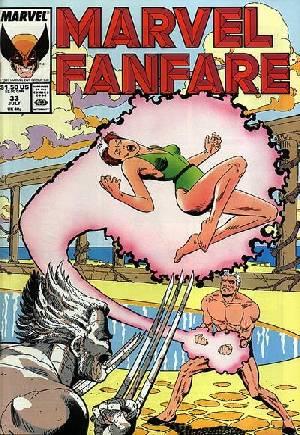 Marvel Fanfare (1982-1992)#33