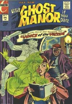 Ghost Manor (1971-1984)#11