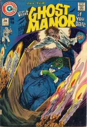 Ghost Manor (1971-1984) #17