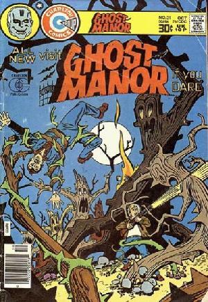 Ghost Manor (1971-1984)#31