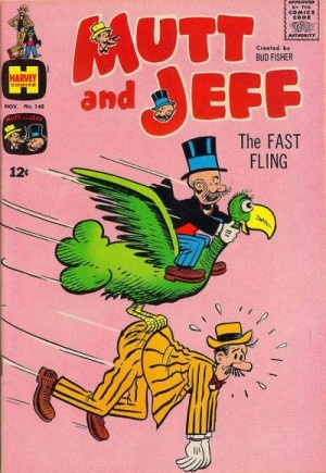 Mutt and Jeff (1960-1965) #148