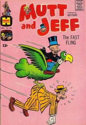 Mutt and Jeff (1960-1965)#148