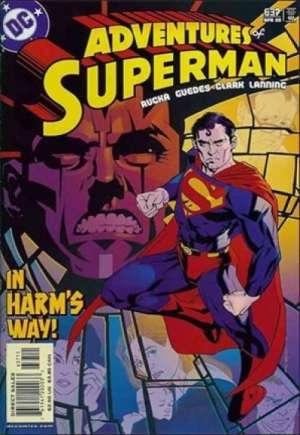 Adventures of Superman (1987-2006)#637